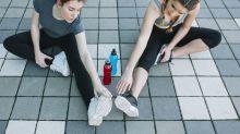 Lo que nunca deberías tomar antes de hacer ejercicio