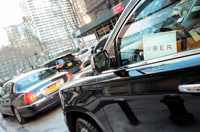 Uber will restrict NYC drivers' access to app due to new regulations