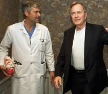 Former president George HW Bush's cardiologist killed in bicycle drive-by shooting