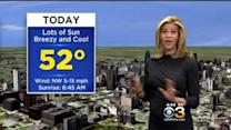 Katie's Wednesday Morning Forecast: April 1, 2015