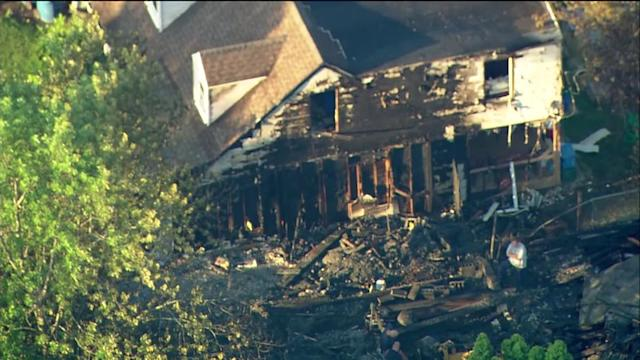 RAW: Joliet home explosion aftermath