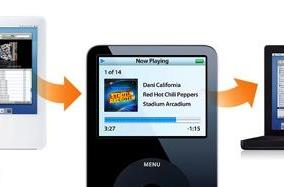 iTunes 7 supports 'reverse syncing'
