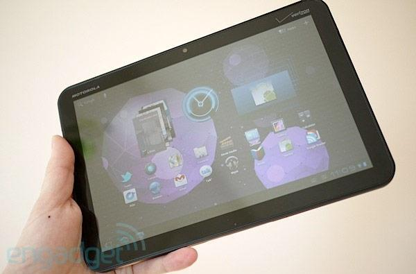 Verizon starts delivering Ice Cream Sandwich update to Motorola Xoom 4G owners