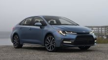 2020 Toyota Corolla sedan earns IIHS Top Safety Pick rating