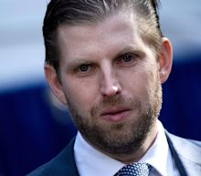 Eric Trump: President would concede election 'if he got blown out of the water' by Biden