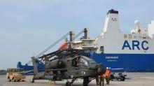 L'armée américaine débarque à La Rochelle pour l'Opération Mousquetaire