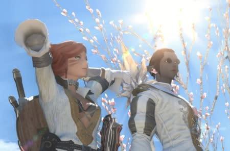 E3 2014: Final Fantasy XIV discusses ninjas and same-sex marriage