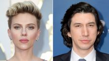 Scarlett Johansson Says She and Adam Driver Were 'Brutally Screaming' at Each Other for New Film
