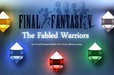 OCRemix releases first part of five-part Final Fantasy V compilation