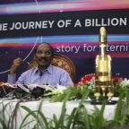 Indian spacecraft launched last month is now orbiting moon