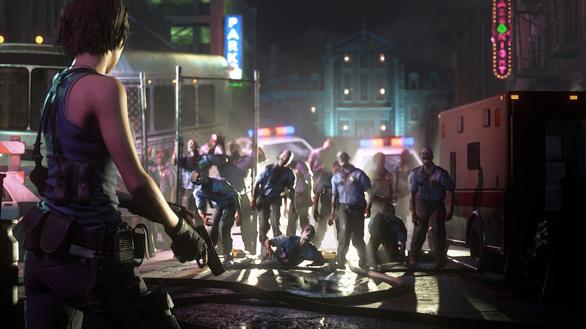 The Resident Evil 3 Nemesis Remake Takes A Shot At Resurrecting