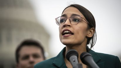 AOC defends her opposition to Amazon deal