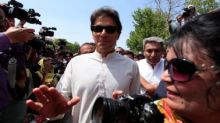 Imran Khan ties the knot for a third time