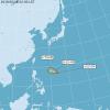 颱風「浣熊」最快今生成 周六、日最靠近台灣
