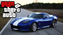 GRAN Theft Auto: Grandmother Wins Replica Of Bestselling Game's Banshee Car