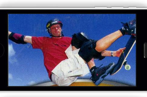 Sorry, shredders: Tony Hawk's new game is a mobile-only affair