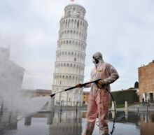 Italy again reported the highest single-day death toll since the coronavirus outbreak began: 919 deaths. Its cases have surpassed China's.