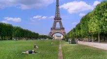 傳巴黎鐵塔遭安置炸彈 警方已進行緊急撤離
