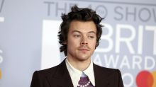 Harry Styles mugged at knifepoint on Valentine's Day, puts on brave face at Brits 2020