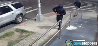 Masked gunmen injure 10 in NYC attack