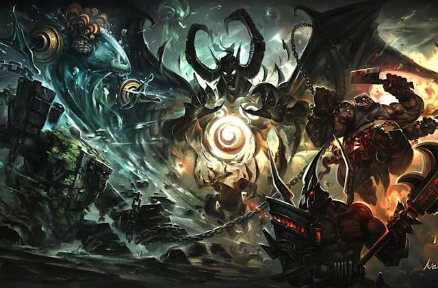 'Dota 2' is the first title running on Valve's new game engine