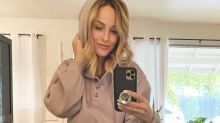 'Hi. It's me, Clare': 'Bachelorette' star Clare Crawley gets real in her latest cozy Instagram snap