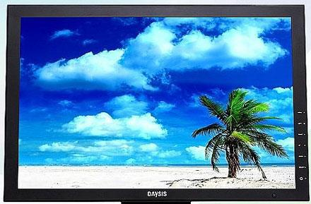 Daysis intros 23-inch DAY232TP monitor/TV