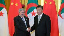 'True friend' China helps Algeria battle coronavirus