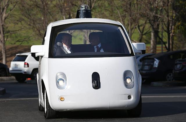 Self-driving cars will be tested on Canadian roads in 2016