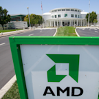 AMD is slipping ahead of earnings