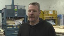 Calgary company diverts 150K mattresses from landfill