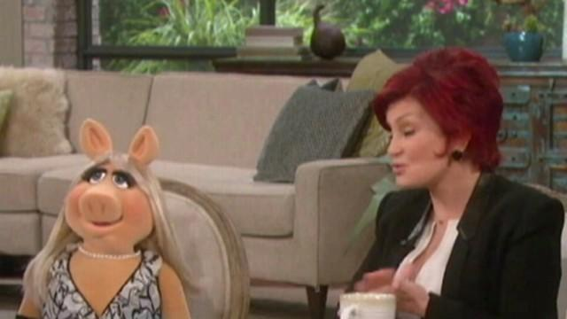 Miss Piggy vs. Sharon Osbourne