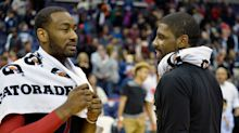 Analyst says Kyrie Irving 'would be John Wall' if he didn't play with LeBron James