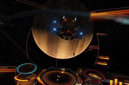 Visit every system in the Milky Way in Elite: Dangerous