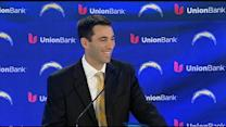 Raw Video: Tom Telesco new Chargers GM