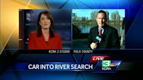 Woman dies as car ends up in Sacramento River