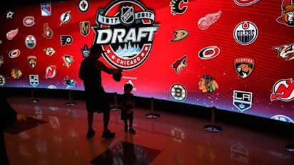 Winners and losers of 2017 NHL draft