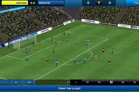 Football Manager Classic 2014 makes its European Vita debut on April 11