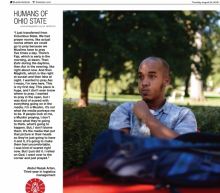 Ohio State suspect was 'scared' to publicly pray as a Muslim, student paper reported