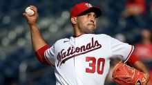 Washington Nationals' Paolo Espino earns first MLB win 15 years after he was drafted