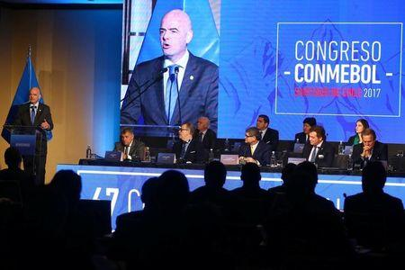 Conmebol tendrá seis plazas directas y una para repesca en el Mundial 2026
