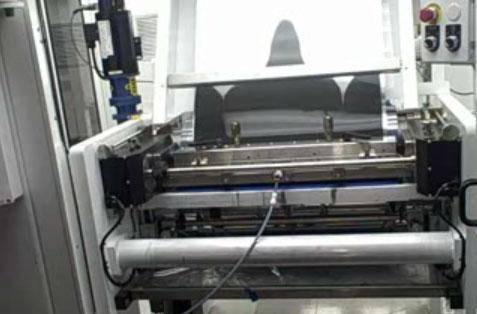 Nanosolar solar film rolls off the presses at 100 feet-per-minute