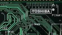 INCJ looking at Toshiba chip unit auction; didn't bid in first round