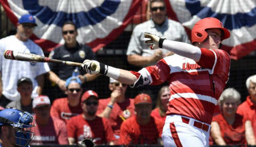 Brendan McKay excelled in two roles at Louisville. (AP Photo)