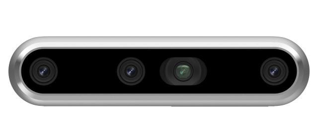 Intel's latest RealSense depth camera has twice the range of previous models