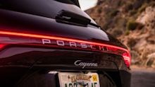 Every Photo of the Entry-Level 2019 Porsche Cayenne