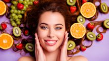 Frutos secos, cítricos y otros alimentos que estimulan la producción natural de colágeno