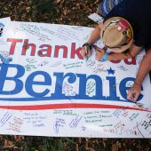 DNC Apologizes to Bernie Sanders and Supporters Over Leaked Emails