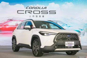年末車市熱! TOYOTA全新COROLLA CROSS 單月5,319台再創新紀錄