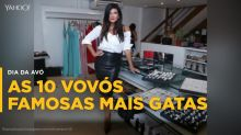 As 10 vovós mais gatas do mundo dos famosos
